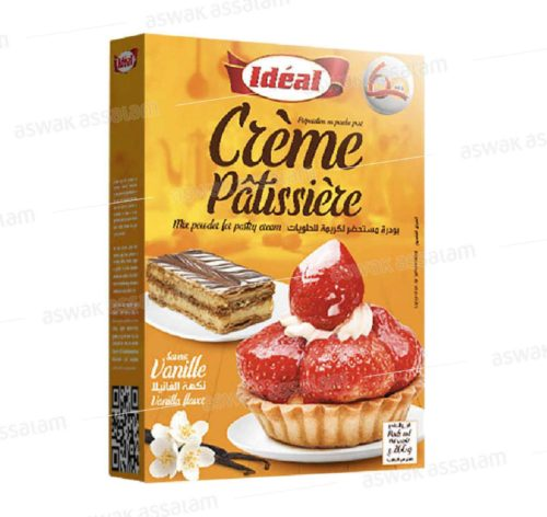 CREME PATISSIERE 200G IDEAL